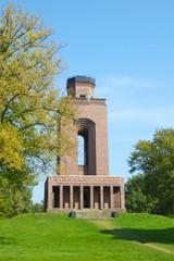 Der Birmarckturm in Burg-Dorf, Spreewald