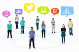People's network, social media.