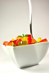 Snack di orsetti 1