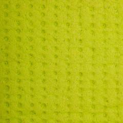 Closeup vivid green sponge background texture pattern