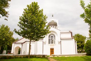 Baba Vanga's church