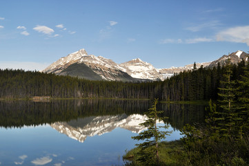 The Icefields Parkway, Banff & Jasper National Parks, Alberta, C