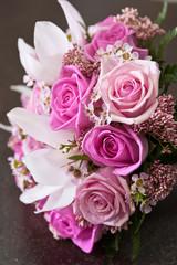 wedding roses bouquet