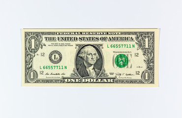 Bank notes in America currency