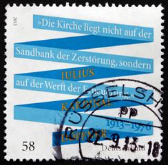 Postage stamp Germany 2013 Julius Kardinal Dopfner