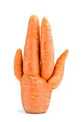 Unusual carrots