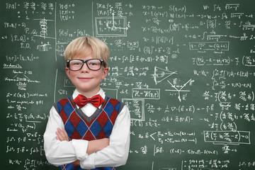 Schoolchild / Smart / Intelligent