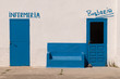 Leinwanddruck Bild - Asinara