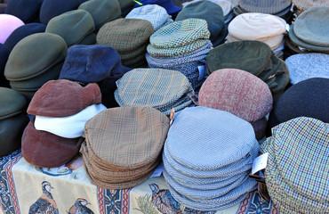 Boinas y gorras