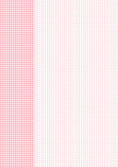 pink checked background