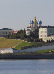 Annunciation Cathedral in Kazan Kremlin