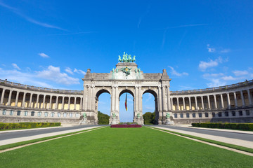 Triumphal arch - Brussels