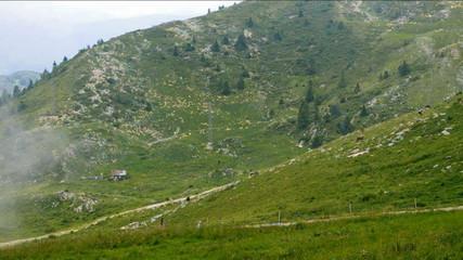 Monte Baldo massif, Italy.