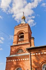 St Nicholas the Wonderworker church (1904). New Miletus, Russia