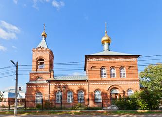Saint Nicholas the Wonderworker church (1904). New Miletus, Rus