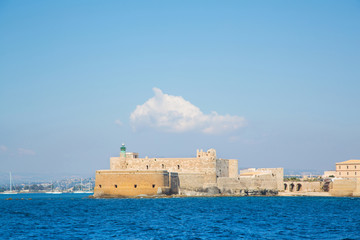 Castello Maniace - Festung auf Sizilien