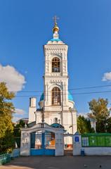 Transfiguration of Jesus church (1905). Zheleznodorozhniy, Russi