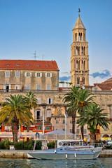 Split saint Duje churh tower