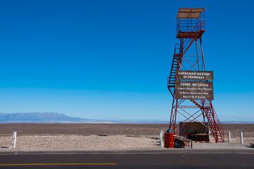 Mirador de las Líneas de Nazca