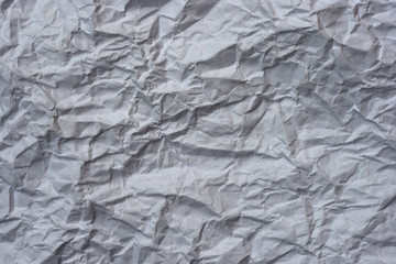 Paper texture. White paper sheet
