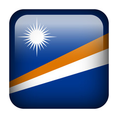 Marshall Islands square flag button