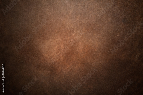 Aluminium Stof Old brown leather background