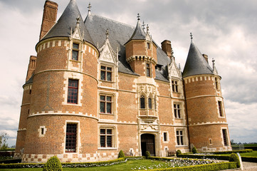 Castle Martainville - Normandy (France)