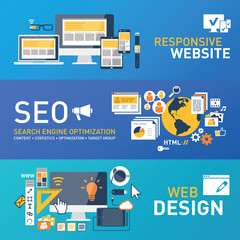 Responsive - seo - webdesign