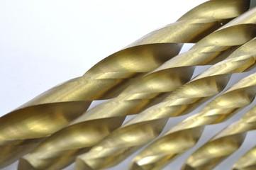 Metallbohrer beschichtet