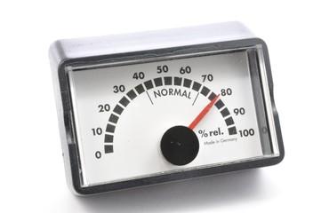 Hygrometer Luftfeuchtigkeit Messgerät