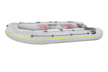 image of inflatable boat