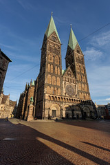 Bremen Cathedral Germany