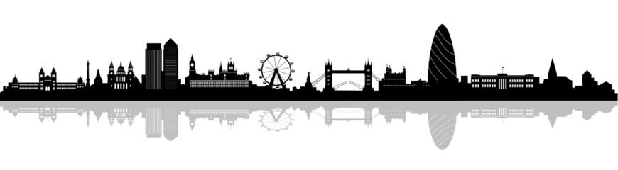 Skyline London Schatten