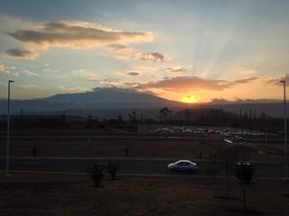 Atardecer - Quito