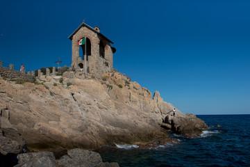 Little Chapel in Alassio