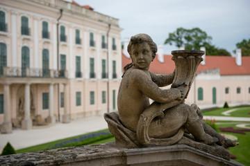Statue in the Esterhazy Castle