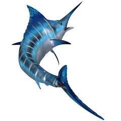 Blue Marlin Predator