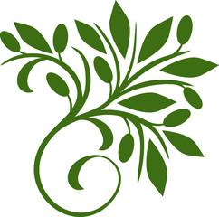Decorative olive