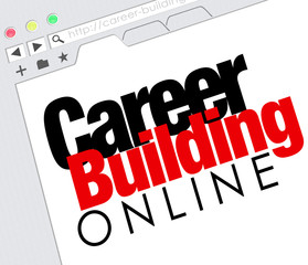 Career Building Online Website Job Seeking Classified