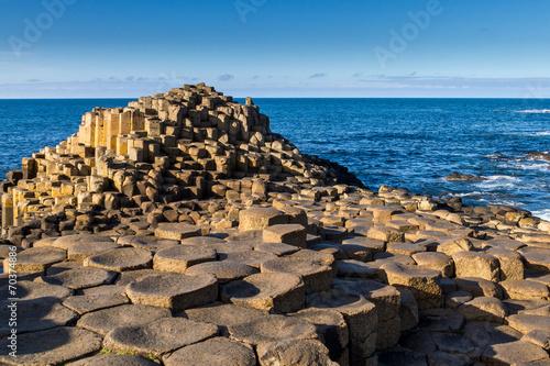 Foto op Canvas Noord Europa Giant's Causeway, Northern Ireland