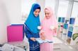 Muslim business women
