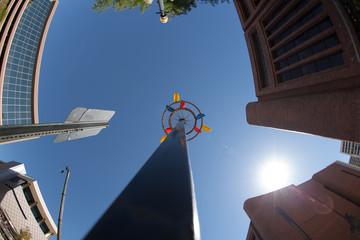 Propeller in the Big City