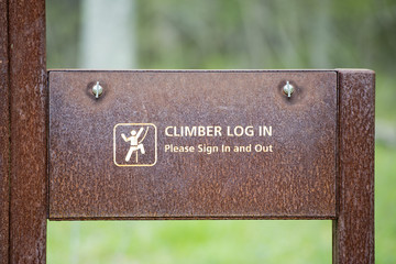 climber log in sign in Usa Park