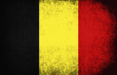 Flag of the worldThe National Flag of the Belgium