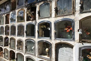 cimetière bolivien