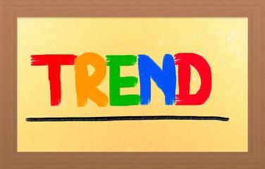 Trending Concept