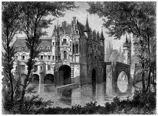 Castle : Chenonceaux