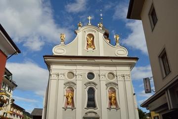 San candido, la Chiesa