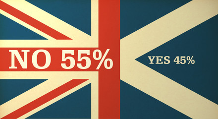 Result of Scotland's Referendum