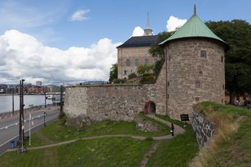 Крепость Акерсхус. Осло. Норвегия